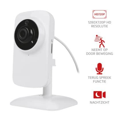 Wifi IP camera 70119 Plus line KlikAanKlikUit eshot